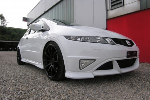 Civic ICE WHITE 001